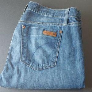 """Joe's Jeans """"Rocker"""" bootcut"""